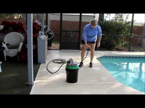 How to Clean and Seal Concrete & Masonry