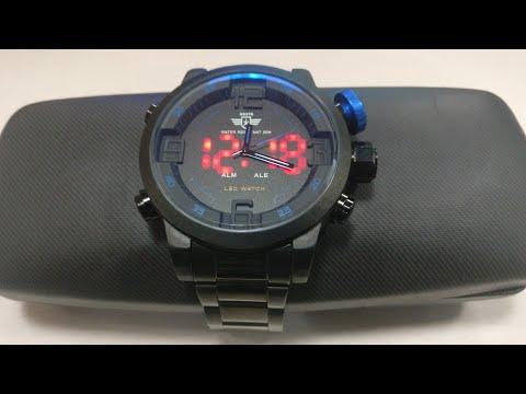 Roadster Digital & Analog Watch.