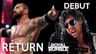 Royal Rumble 2018: Predictions Entrance and Winner