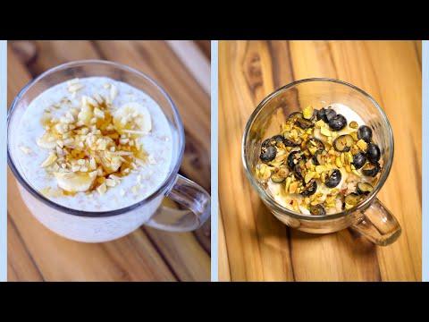 ওটস্ দিয়ে নাস্তা | ওটস্ রেসিপি | Oatmeal Breakfast | Oats Recipe | Healthy Oats Recipe