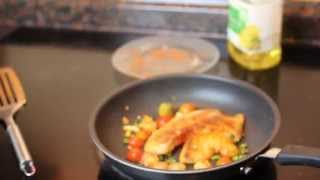Spicy Tilapia Fish In Minutes Recipe