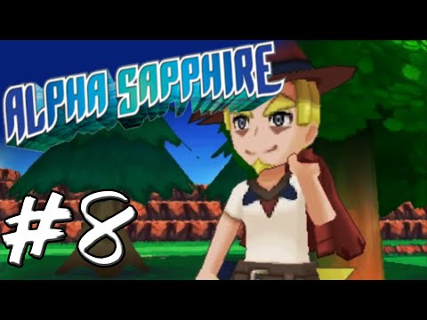 Pokemon Omega Ruby and Alpha Sapphire Episode 8 - SECRET BASES