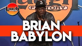 Brian Babylon | When White People Say Ghetto | Stand Up Comedy