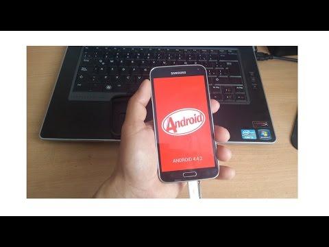 DOWNGRADE SAMSUNG S5 G900F DE [ANDROID 6.0.1] A  [4.4.2]