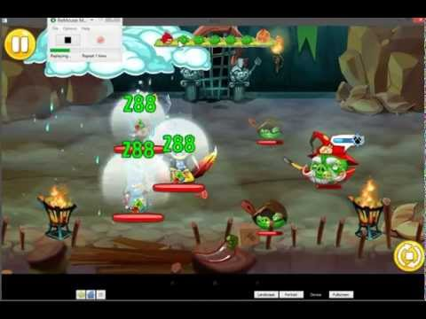 [Windows] Angry Birds Epic Self Player - Level up While You Sleep