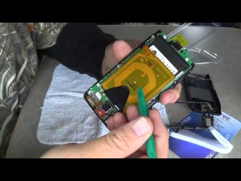 How to Replace Droid Mini Battery EG30 - Short Version - Replaces EG30, SNN59164a, SN5916a