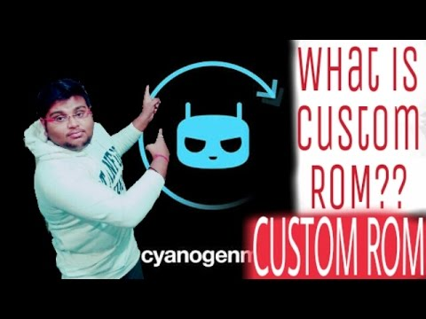 [HINDI]what is custom rom??   advantages and disadvantages of custom rom.