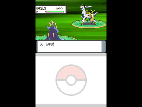 Tweaking/Void Glitch: How to get Arceus
