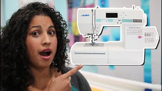 Sewing Machine Review of JUKI HZL LB5020 by TheCraftyGemini
