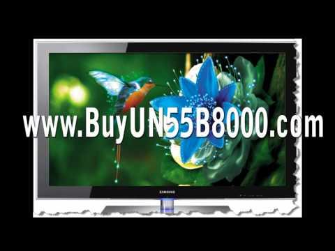 Samsung UN55B8000 HDTV LED 240hz 1080p