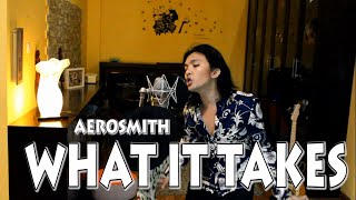Alex Hutajulu singin Aerosmith hits with powerful voice and beautiful sound with piano cover version