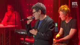 Marc Lavoine - Seul Définitivement (Live) Le Grand Studio RTL