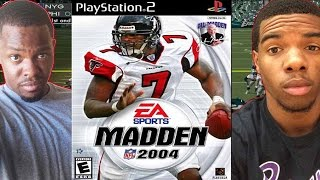 Michael Vick Cheese Madden Nfl 2004 Ps2 Throwbackthursday Ft Juice