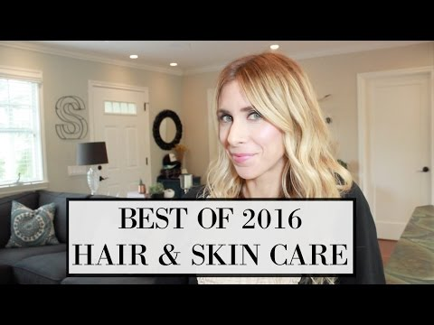 The BEST Natural Deodorant + Best in Beauty 2016: Hair & Skin Care | Summer Saldana