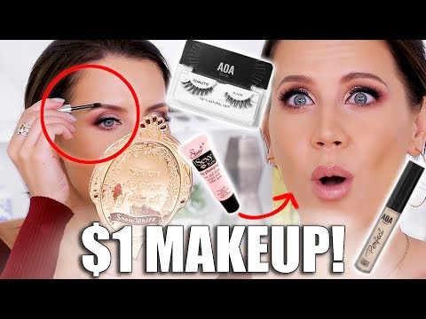 $1 MAKEUP WORTH BUYING (Save your $$$)