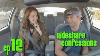 Porn Star and Flirt  | RideShare Confessions: Ep 12