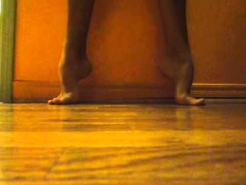 My ballet arch