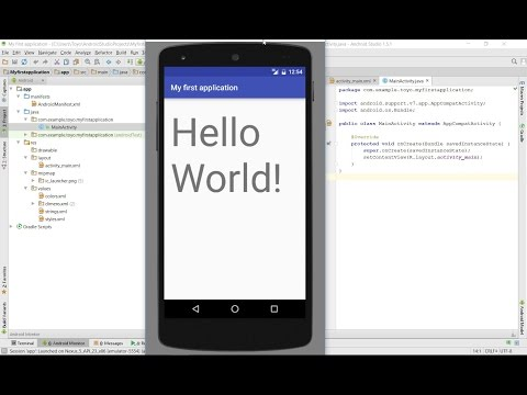 How to Build Your First App in Android Studio