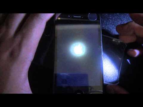 IPHONE 4 SEMI-UNLOCK AT&T LOCKED