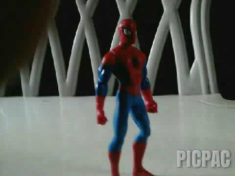 Kane returns vs spiderman