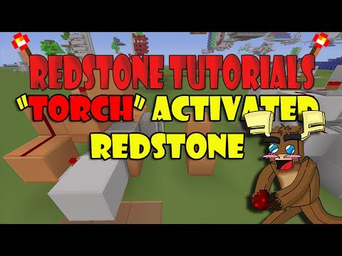 Redstone Torch Key