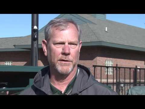 Michigan State baseball's heated field has successful first year