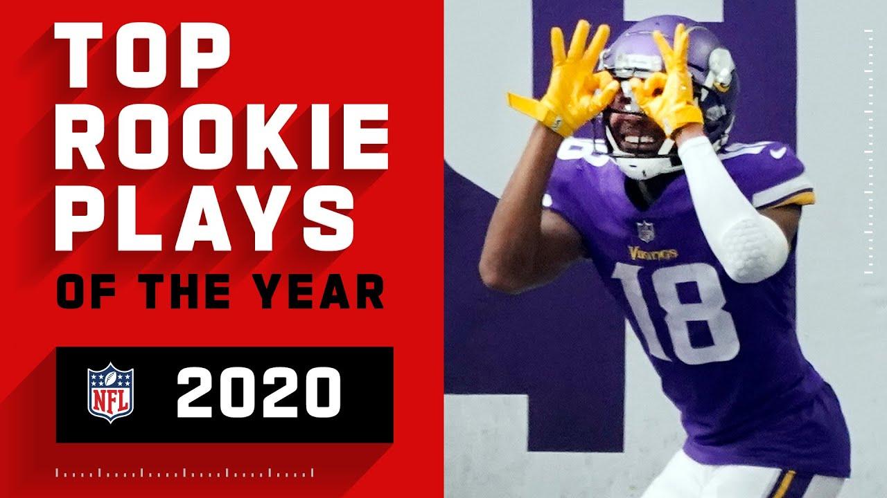 Top Rookie Plays of the 2020 Regular Season | NFL Highlights