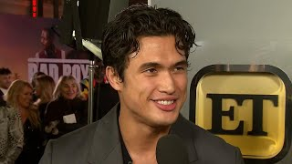 Charles Melton Talks Shadowboxing With 'Bad Boys for Life' Co-Star Will Smith