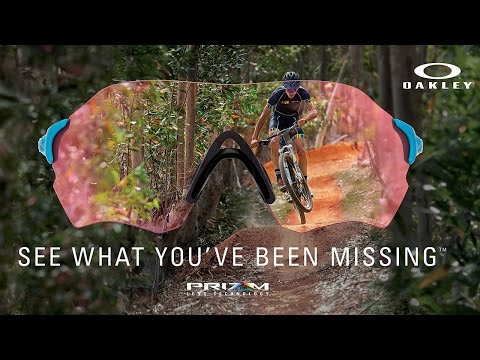 Oakley Prizm Trail Lenses: See What You've Been Missing