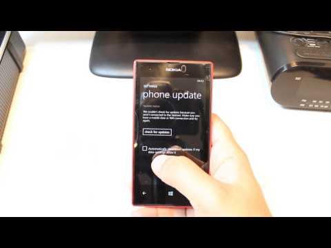 Update Nokia Lumia 520