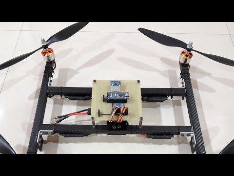 Build an Arduino Quadcopter
