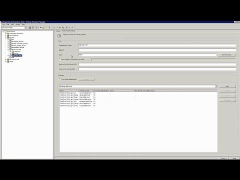 HP Data Protector data center backup demo