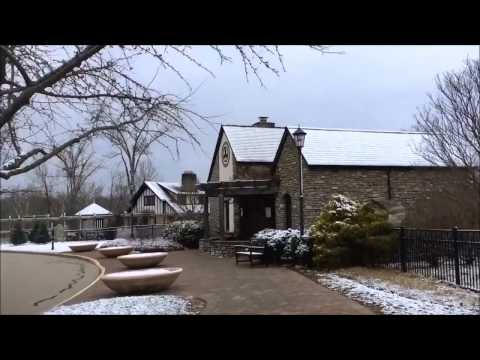 Hamilton County Metroparks: Glenwood Gardens (Winter 2017)