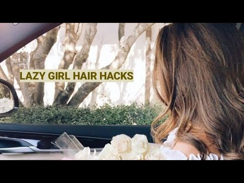 5 Easy Hair Hacks Every Girl Should Know | Hair Hacks 2018