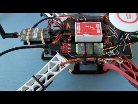 Create your own custom FPV on-screen display for $16 - Arduino source code