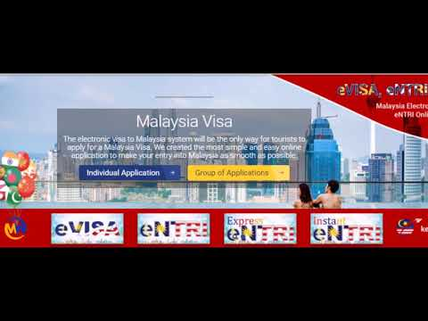 Official Malaysia Visa Online