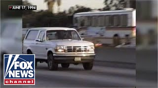 OJ Simpson's white Bronco chase: 25 years later