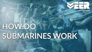 Indian Submariners E3P3- How Submarines Work | Inside Engine Room |Breaking Point |Veer by Discovery