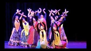 Bollywood Dance (Ghoomar, Ek Do Teen, Dilbar) - Navarathri 2018