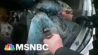 Body Camera Footage Shows Minnesota Police Shooting Of Daunte Wright | MSNBC