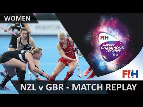 Women's HCT DAY 3 - NZL v GBR