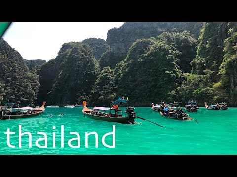 Phuket & Phi Phi Islands || Thailand