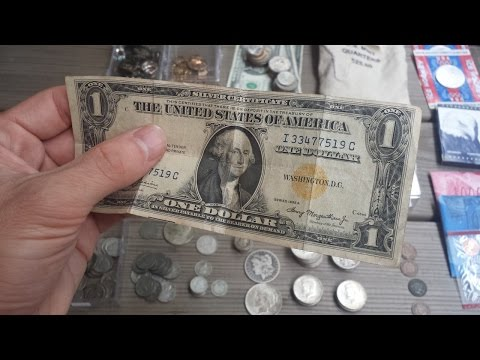 Bought a Coin Collection at a Garage Sale on 4th of July...Insane ROI!