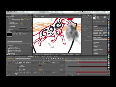 Trapcode 3D Stroke Tutorial - Introduction and Advanced Training pt 2