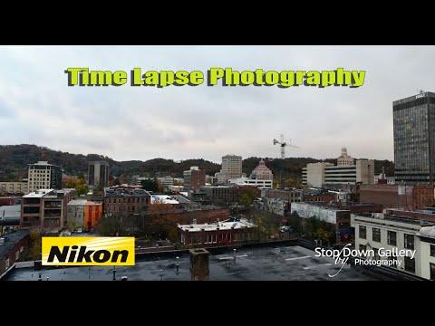 Time Lapse Photography - Nikon D810