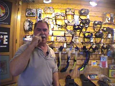 Choosing Mask, Snorkel & Fins MPEG2