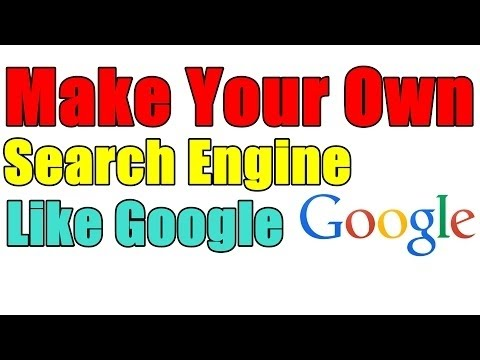How To Place your Name In Google Search Engine // Make Default Search Engine of Your Name\ Hindi \