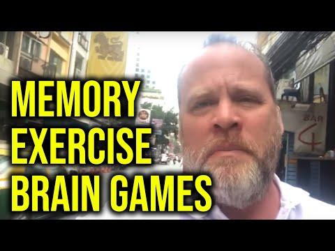 Memory Exercises // Brain Games // Memory Tip