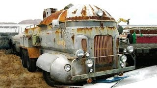 12 Most Incredible Abandoned Vehicles