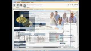 DEMAT-CI Logiciel de Constat sur Internet pour Huissiers de Justice